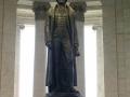 Statue in the Memorial