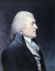Thomas Jefferson resolute
