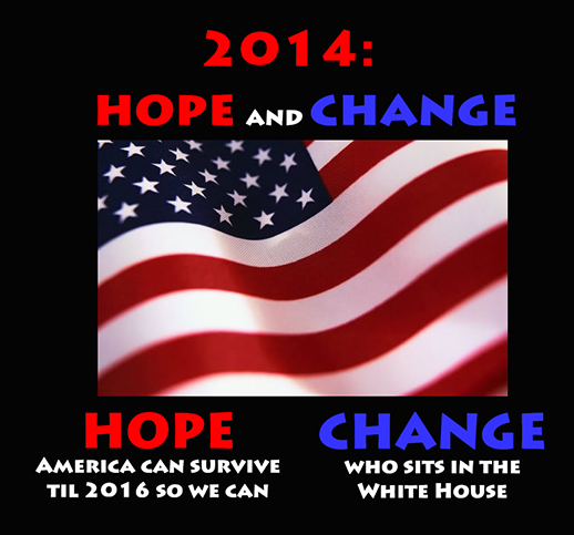 Hope and Change 2014 v2